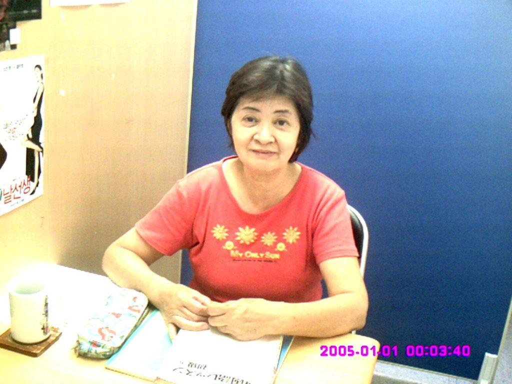 韓国語教室、シニア講座、LAC語学教室阿佐ヶ谷